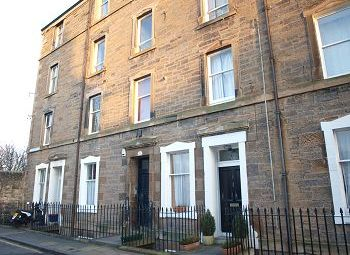 Thumbnail 1 bedroom flat to rent in Saxe Coburg Street, Edinburgh Available 26th July