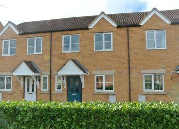 Thumbnail 2 bed terraced house for sale in Springbank Drive, Bourne, Lincolnshire