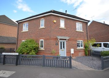Thumbnail 3 bed detached house for sale in Woodland Walk, Aldershot, Hampshire