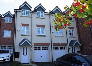 Thumbnail 4 bed terraced house to rent in Stonecroft, Northwich