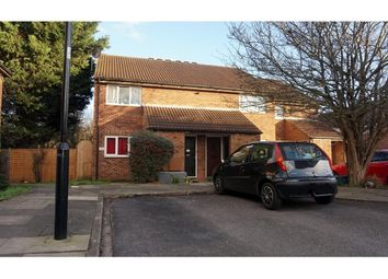 Thumbnail 1 bed flat for sale in Nicholas Close, Greenford
