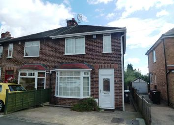 Thumbnail 2 bedroom detached house to rent in Kenrick Road, Mapperley, Nottingham