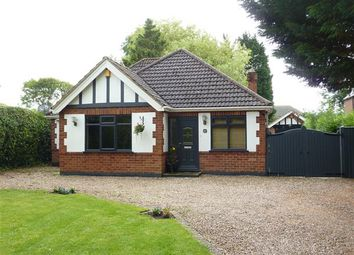 Thumbnail 3 bed detached bungalow for sale in Humberston Avenue, Humberston, Grimsby