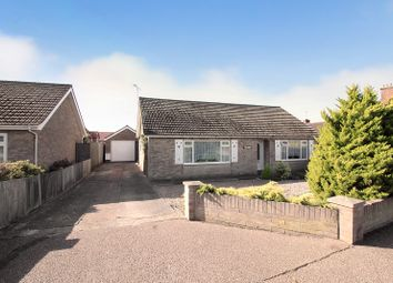 Thumbnail 4 bed detached bungalow for sale in North Road, Hemsby, Great Yarmouth