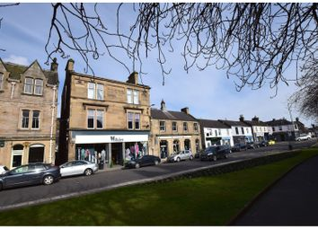 Thumbnail 3 bed flat for sale in Bank Street, Galashiels