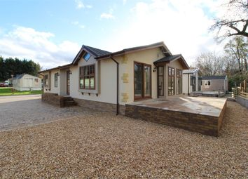 Thumbnail 2 bed mobile/park home for sale in Waters Edge, Southwaite Green Mill, Eamont Bridge, Penrith, Cumbria