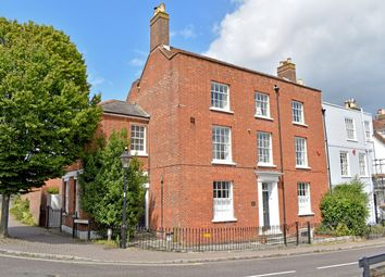 Thumbnail 5 bed town house for sale in Nelson Place, Lymington