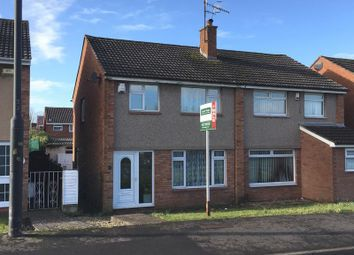 Thumbnail 3 bed semi-detached house for sale in Widcombe, Whitchurch, Bristol