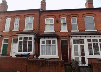 Thumbnail 2 bedroom terraced house for sale in Shenstone Road, Egbaston, Birmingham
