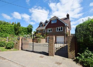 Thumbnail 4 bed detached house for sale in Stunts Green, Herstmonceux, Hailsham, East Sussex