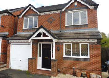 Thumbnail 4 bedroom property to rent in Grattidge Road, Acocks Green, Birmingham