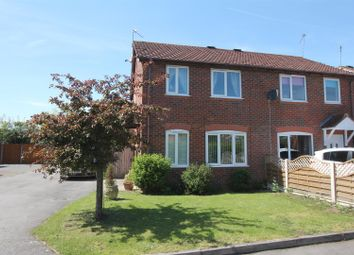 Thumbnail 3 bed semi-detached house for sale in Rydal Close, Hinckley