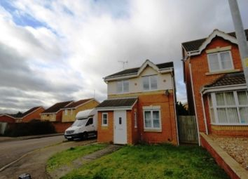 Thumbnail 3 bed semi-detached house to rent in Packer Road, Kettering