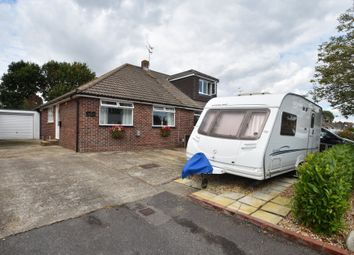 Thumbnail 3 bed semi-detached bungalow for sale in Buckland Close, Waterlooville, Hampshire