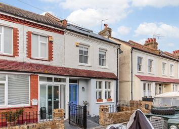 Thumbnail 4 bed end terrace house for sale in Gould Road, Twickenham