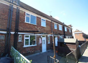 Thumbnail 3 bed flat for sale in Kingshill Avenue, Hayes, Middlesex