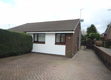 Thumbnail 2 bed semi-detached bungalow for sale in Dew Meadow Close, Lower Healey, Rochdale