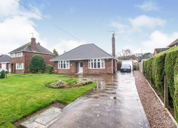 Thumbnail 2 bedroom detached bungalow for sale in Harlaxton Road, Grantham