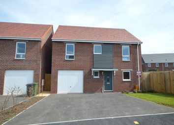 Thumbnail 4 bed detached house to rent in Staddle Stone Road, Pinhoe, Exeter, Devon