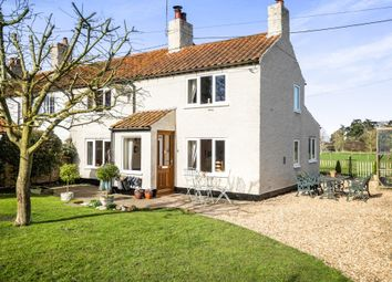Thumbnail 3 bed property for sale in Vicarage Lane, Mettingham, Bungay