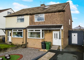 Thumbnail 3 bed semi-detached house for sale in Moorside Road, Kirkheaton, Huddersfield