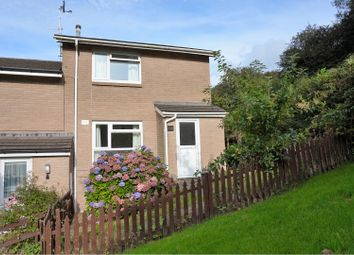 Thumbnail 2 bed end terrace house for sale in Heol Tyn-Y-Fron, Aberystwyth