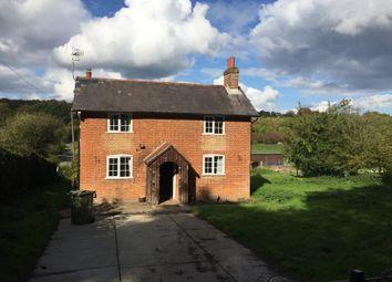 Thumbnail 3 bed detached house for sale in Off Puttenham Heath Road, Puttenham