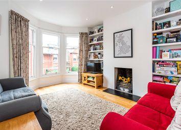 Thumbnail 4 bed maisonette for sale in Haverhill Road, London