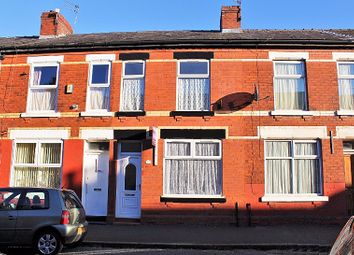 Thumbnail 2 bedroom terraced house for sale in Harold Avenue, Gorton, Manchester