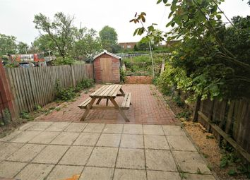 Thumbnail 4 bed terraced house to rent in Chapter Road, Willesden, London