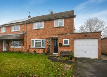 Thumbnail 3 bed semi-detached house for sale in Springfield Road, Caversfield, Bicester