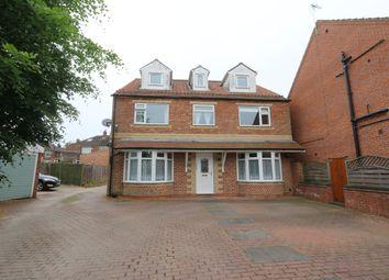 3 bed block of flats for sale in Millfield Lane, York YO10