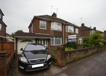 Thumbnail 3 bed semi-detached house for sale in Houghton Road, Houghton Regis, Dunstable