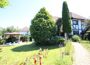Thumbnail 3 bed semi-detached house for sale in The Brow, Waterlooville