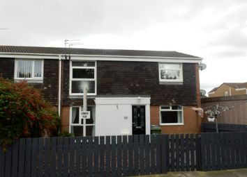 Thumbnail 2 bed flat for sale in 23 Winster Place, Cramlington, Northumberland