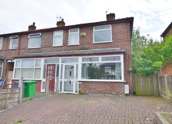 Thumbnail 2 bed end terrace house for sale in Chudleigh Road, Manchester
