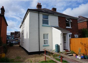 Thumbnail 2 bed maisonette for sale in Richville Road, Southampton
