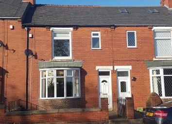 Thumbnail 3 bedroom terraced house for sale in Victor Terrace, Bearpark, Durham