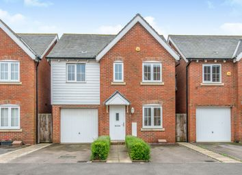 Thumbnail 4 bed detached house for sale in Easton Drive, Sittingbourne