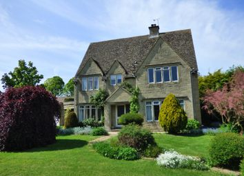 Thumbnail 4 bed detached house for sale in Kemble, Cirencester, Gloucestershire