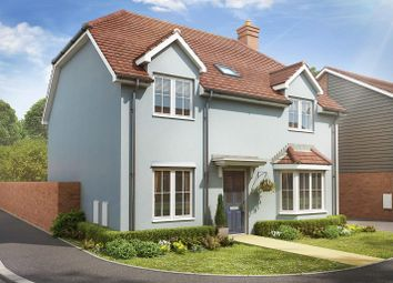 Thumbnail 4 bedroom detached house for sale in Kirby Road, Walton On The Naze