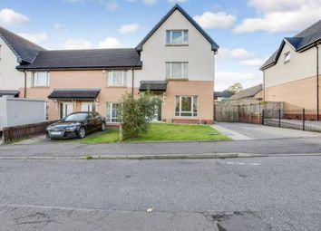 Thumbnail 4 bed end terrace house for sale in Standburn Road, Balornock, Glasgow