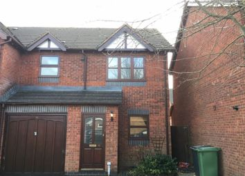 Thumbnail 3 bedroom property to rent in Dotton Close, Exeter