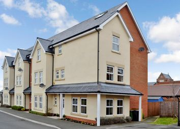 Thumbnail 4 bed town house for sale in Cooper Place, Newbury