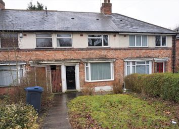 Thumbnail 3 bedroom terraced house for sale in Quinton Road, Birmingham