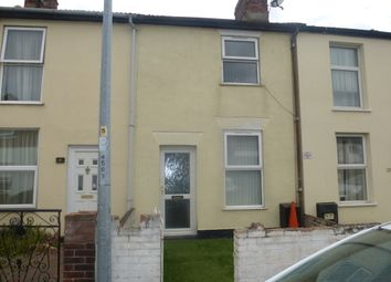 Thumbnail 2 bedroom terraced house for sale in Exmouth Road, Great Yarmouth