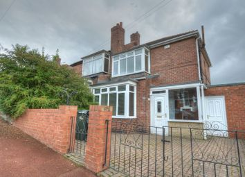 Thumbnail 2 bed semi-detached house for sale in Weidner Road, Condercum Park, Newcastle Upon Tyne