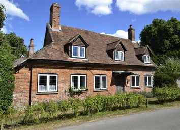 Thumbnail 4 bed detached house for sale in Hannington, Hampshire