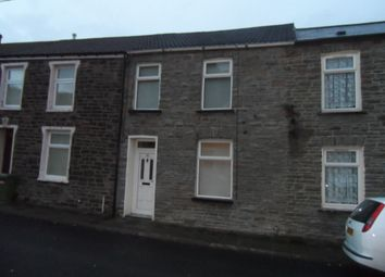 Thumbnail 3 bed terraced house to rent in Dover Street, Mountain Ash