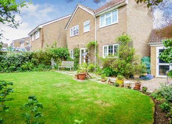 Thumbnail 4 bedroom detached house for sale in Mulcaster Avenue, Grange Park, Swindon